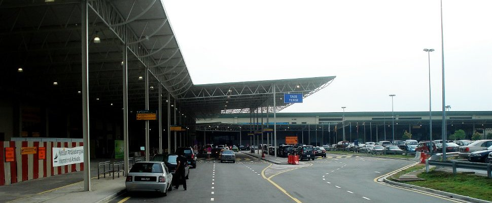 Low Cost Carrier Terminal (LCCT), Sepang, Malaysia